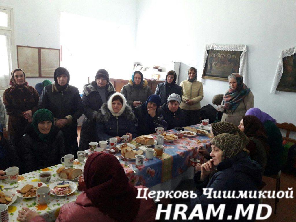 В Чишмикиое организовали миссионерские чаепития
