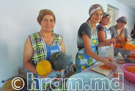 Как это было: подготовка к празднованию храма села Чишмикиой