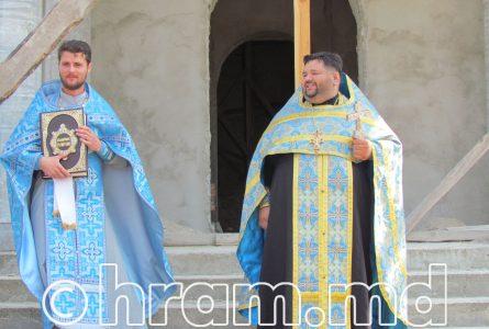 Церковь села Чишмикиой отметила свой престольный праздник (курбан)