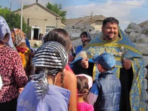 Престольный праздник в селе Чишмикиой