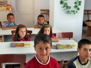 Церковная школа в селе Чишмикиой