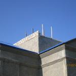 Возобновилось строительство Храма в селе Чишмикиой