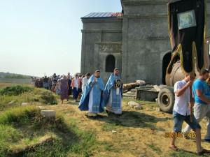 Церковь Успения Пресвятой Богородицы села Чишмикиой