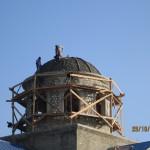 в селе Чишмикиой перекрываю купол