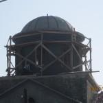 Стройка Храма в с. Чишмикиой