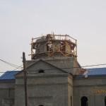Стройка Храма село Чишмикиой