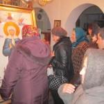 В село Чишмикиой прибыли мощи блаженной Матроны Московской