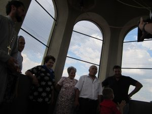 Храмовой праздник отметили в селе Чишмикиой