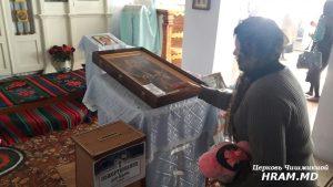 В Чишмикиой прибыли мощи Крестителя Господня Иоанна