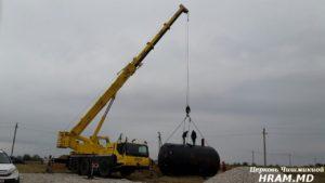 В Чишмикиое начали бурить новую артезианскую скважину