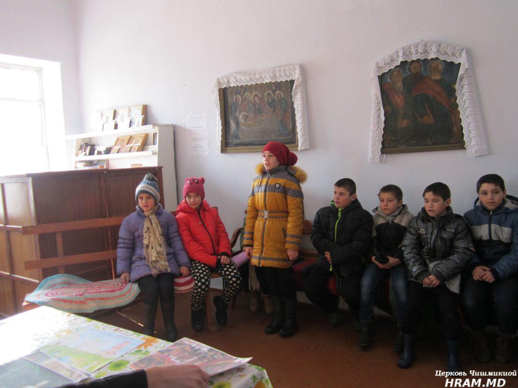 Священник провел беседу о толерантности с учениками Гимназии
