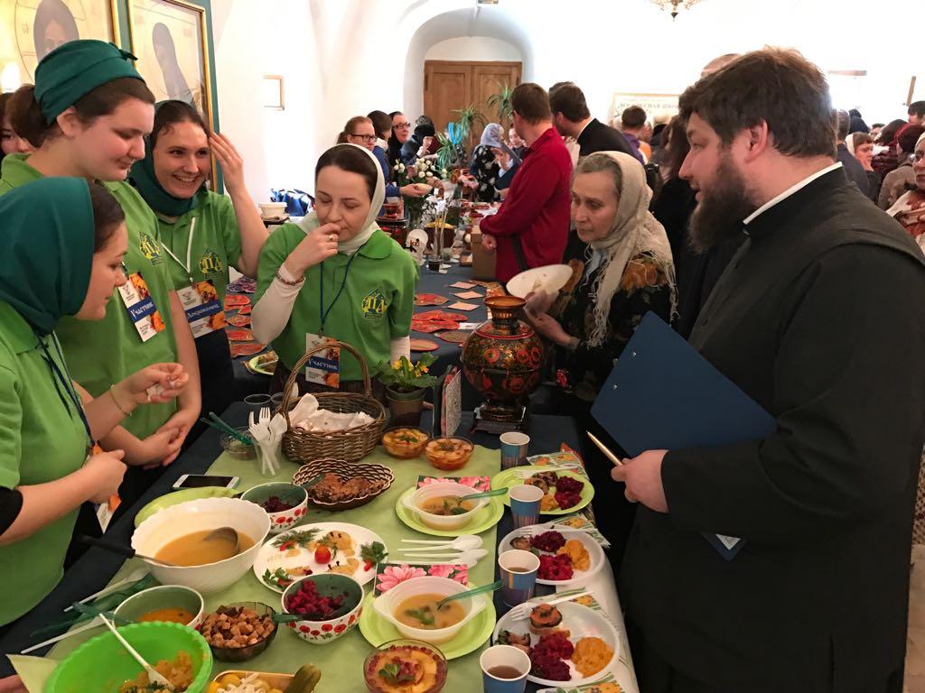 Команда уроженки из Чишмикиоя заняла третье место в фестивале постной кухни 2017
