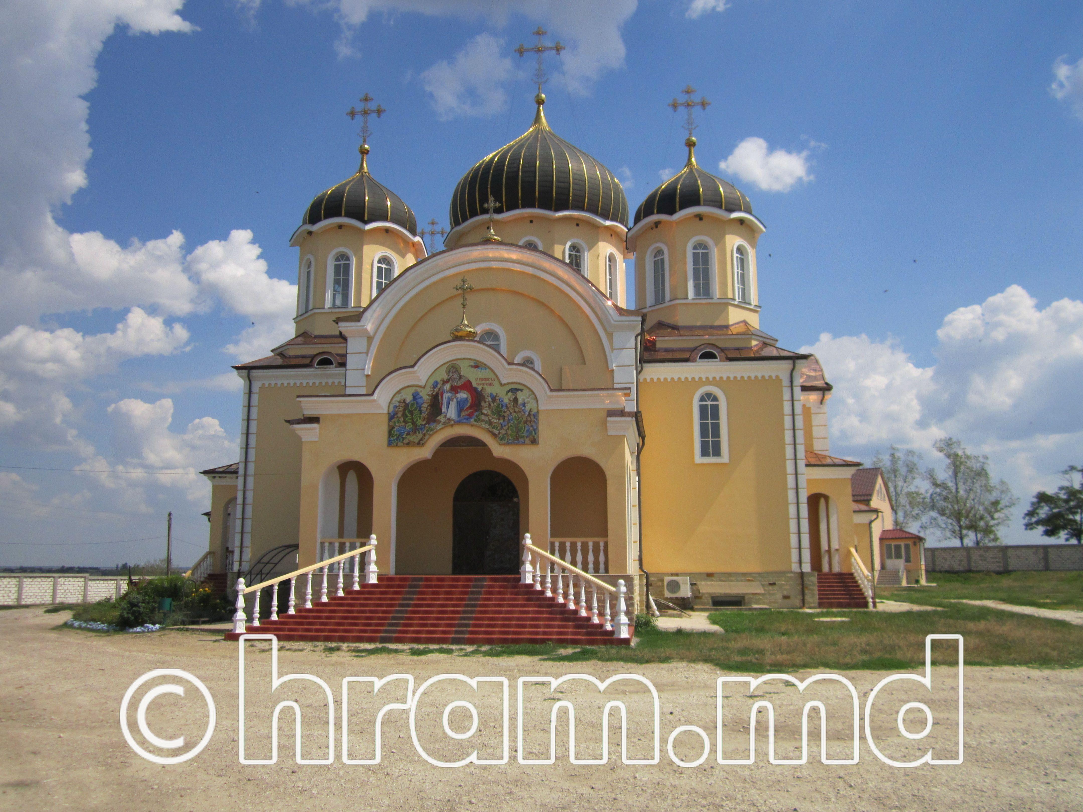 Церковь села Чишмикиой совершила паломническую поездку по святым местам Молдовы
