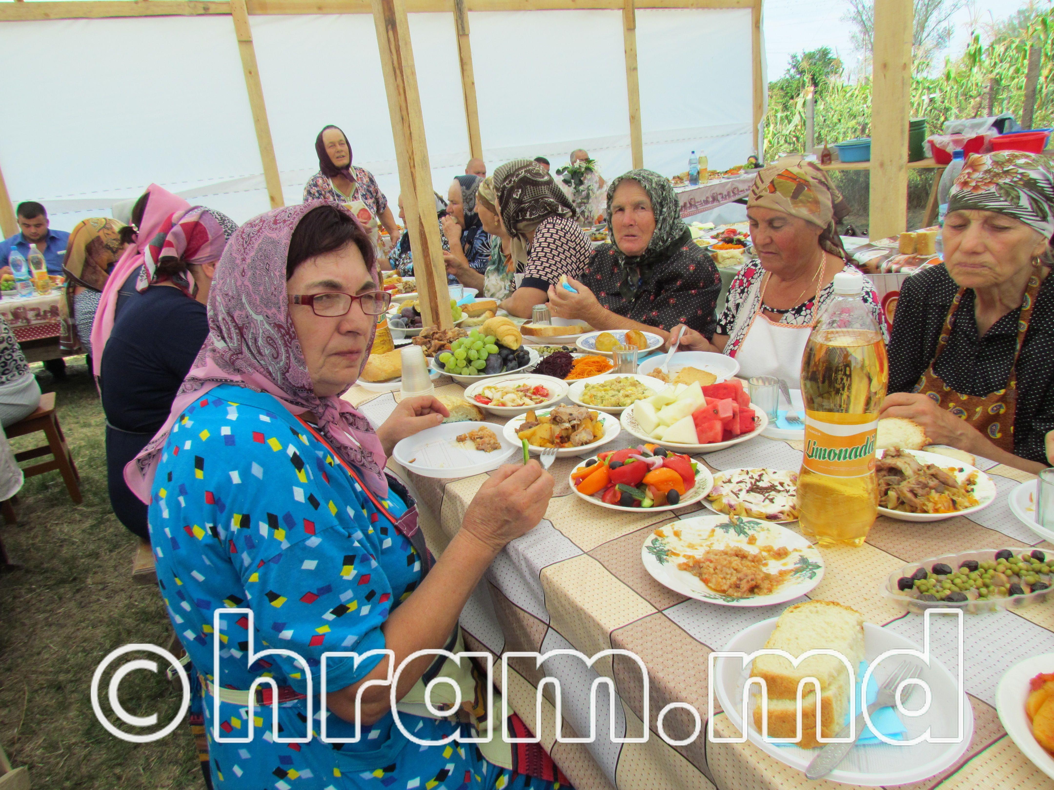 Церковь села Чишмикиой отметила свой престольный праздник