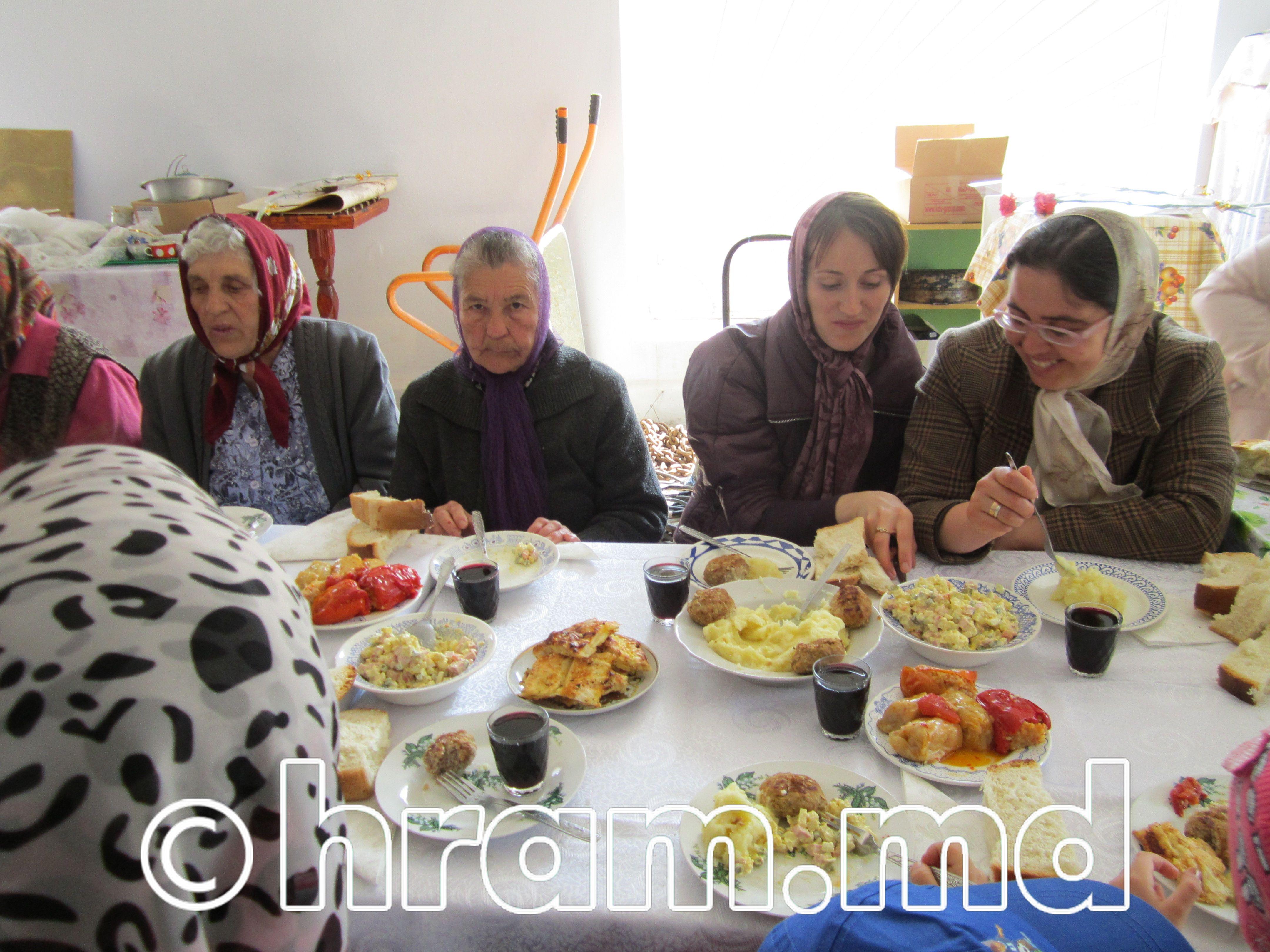 Православный женский день отметили в Успенском храме села Чишмикиой