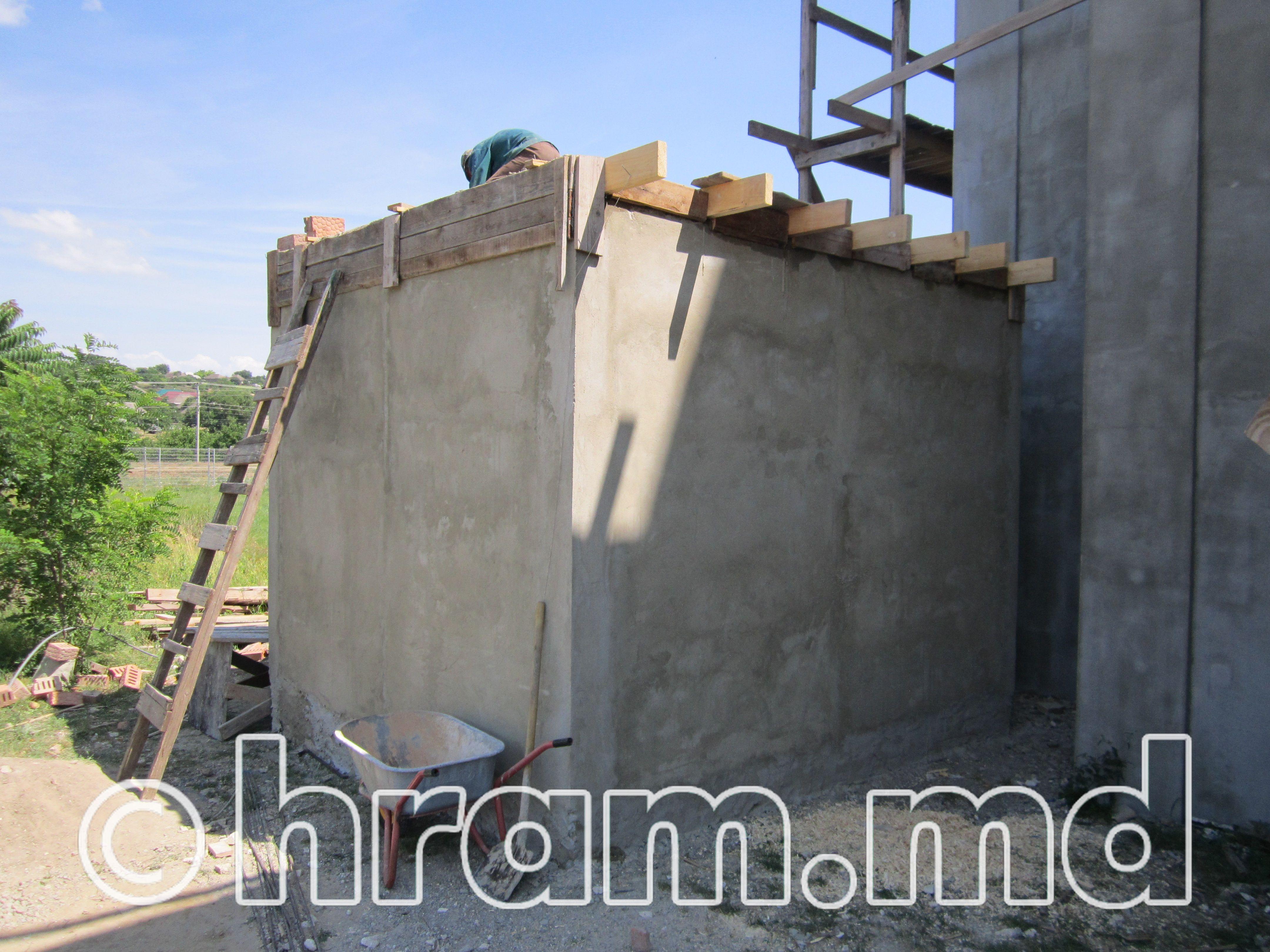 Строительство котельной в Успенском храме села Чишмикиой завершено