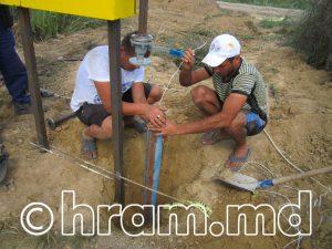 В Успенский храм села Чишмикиой провели газ