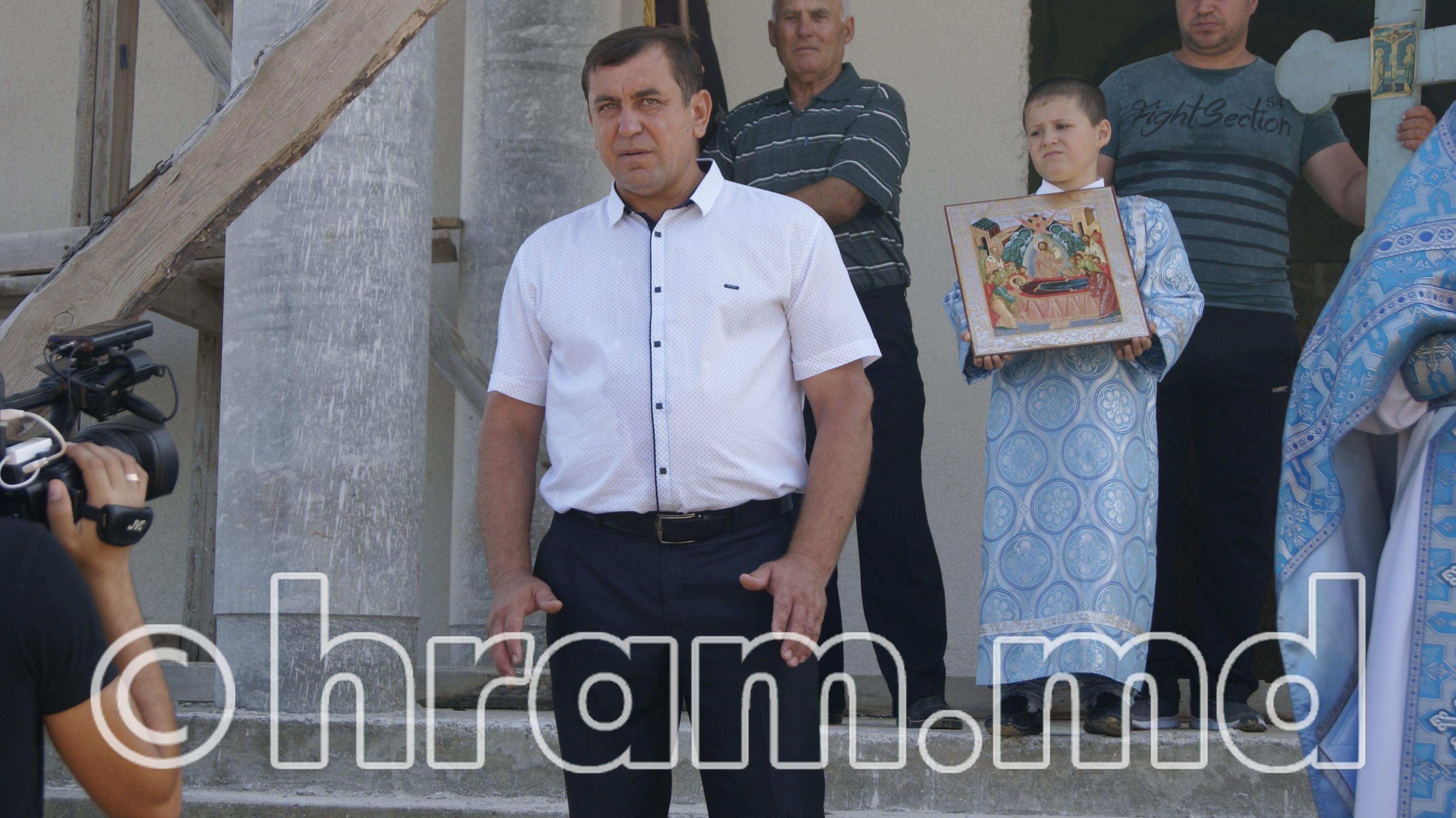 Свой престольный праздник отметил храм села Чишмикиой