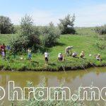 В Етулии состоялся первый детский рыболовный турнир «Карасёнок 2018»