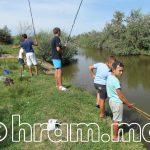 Дети из Чишмикиоя приняли участие в первом рыболовном турнире «Карасёнок 2018»