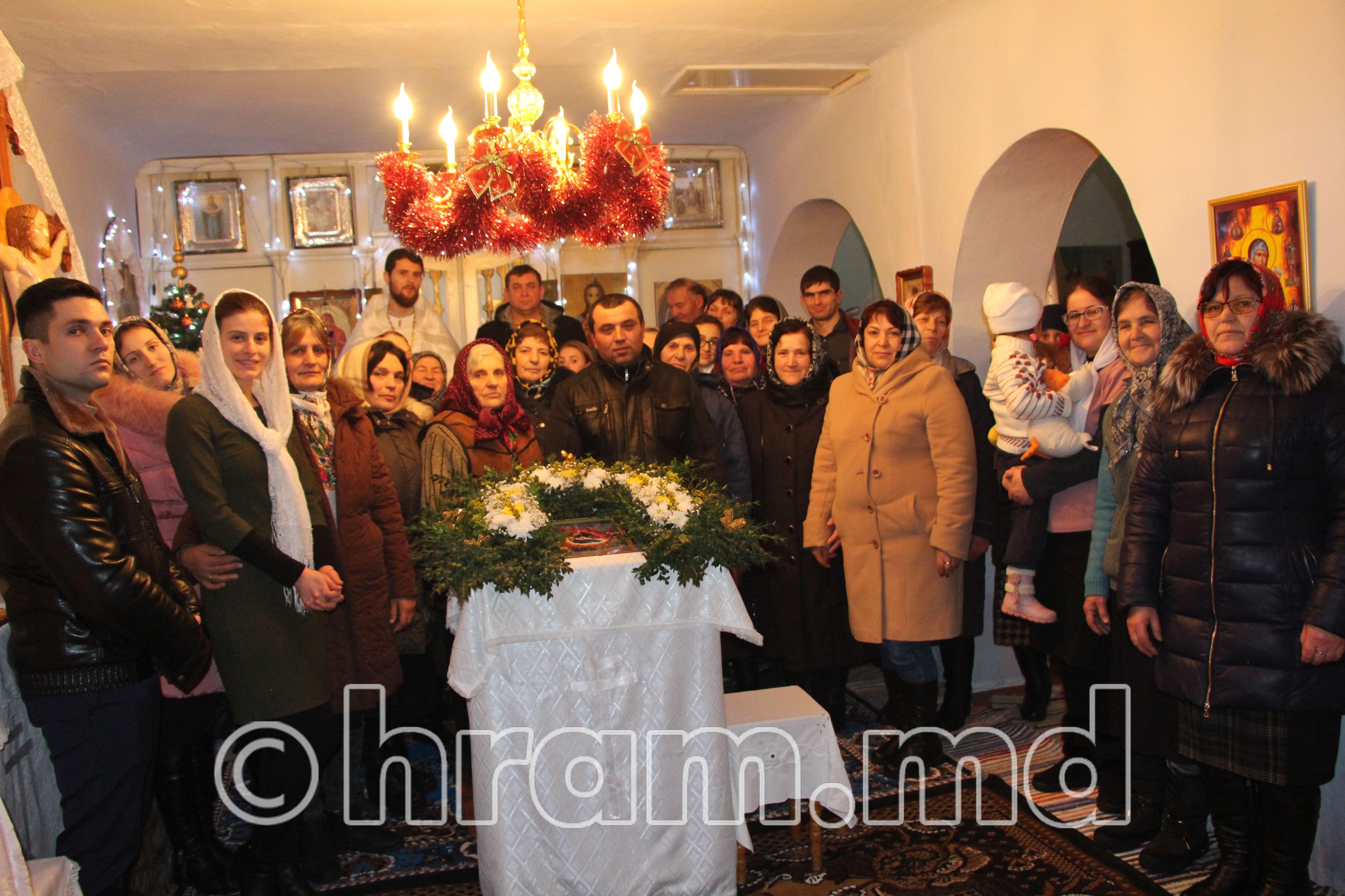 Рождество Христово отметили в Успенском храме Чишмикиоя