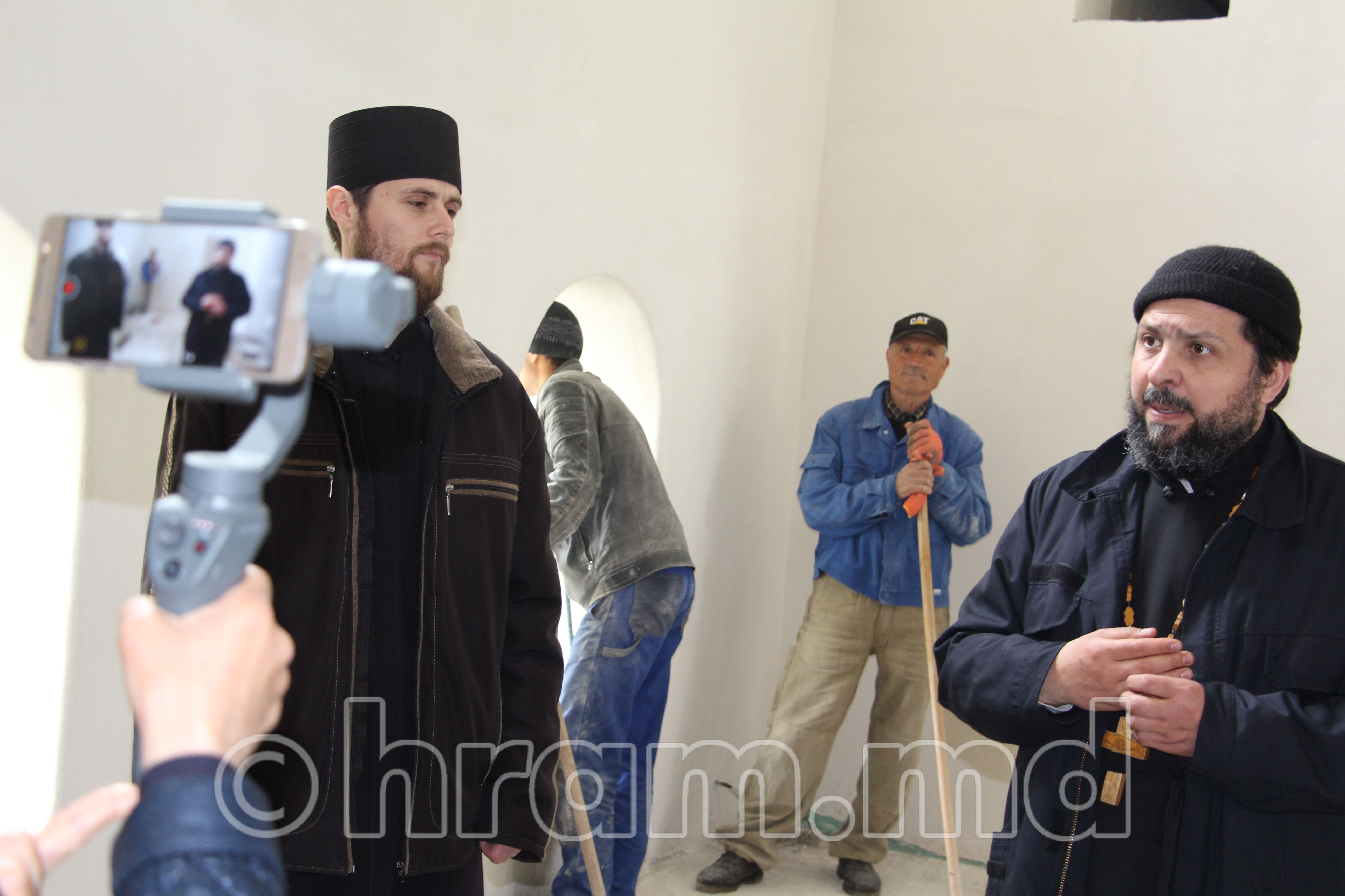 Жители Чишмикиоя побывали в церкви села Копчак