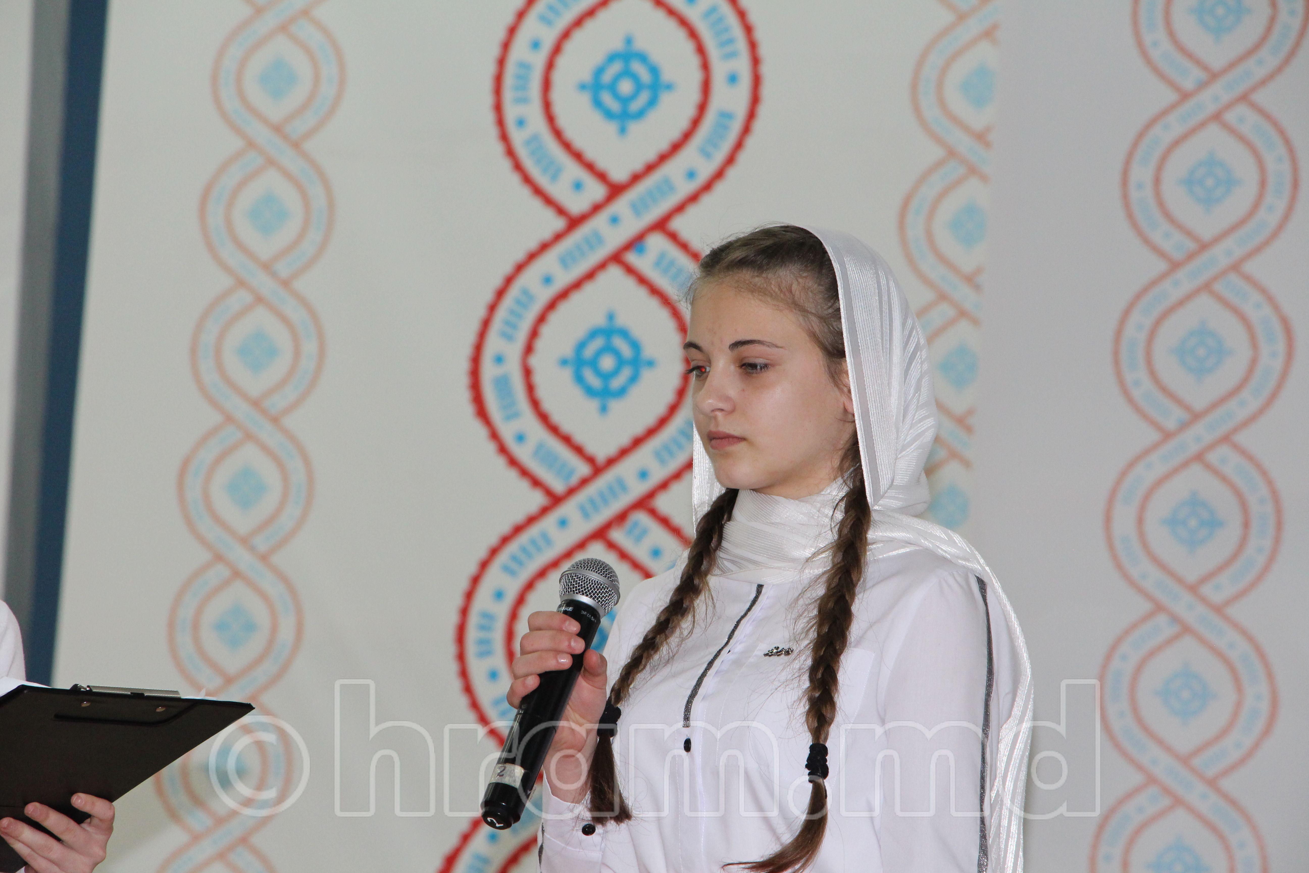 Дети лицея принял участие в Пасхальном фестивале